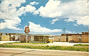 New Orleans LA Town House Motor Hotel  p36799 (Image1)