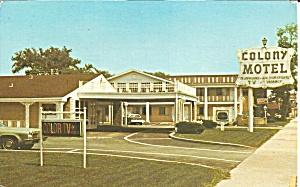 Colony Motel Brookfield IL  p36802 (Image1)