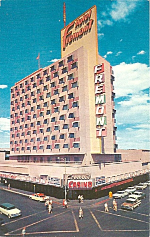 Las Vegas NV Fremont Hotel Casino p36809 (Image1)