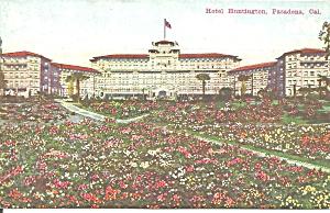 Pasadena CA Hotel Huntington p36813 (Image1)