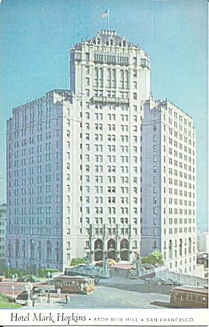 San Francisco CA Mark Hopkins Hotel p36819 (Image1)