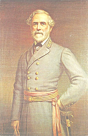General Robert E Lee From The Pine Portrait P36848