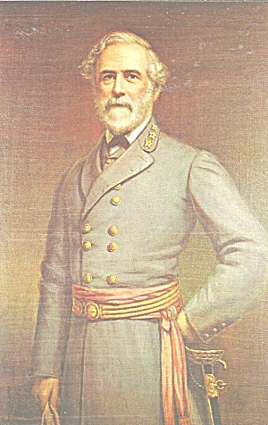 General Robert E Lee From The Pine Portrait P36849