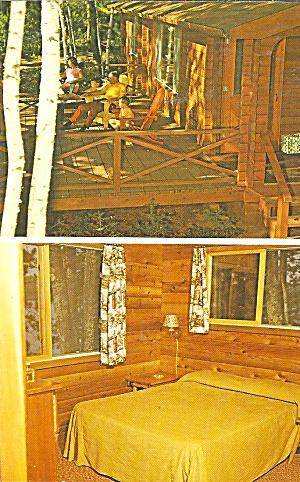Cable WI Eagle Knob Lodge Interior P36870 (Image1)