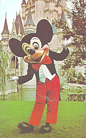 Mickey Mouse, Magic Kingdom p36861 (Image1)