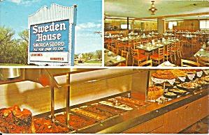 Illinois Sweden House Smorgasboard Restaurant p36877 (Image1)