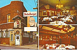 Chicago Il Heidelberger Fass Restaurant P36892