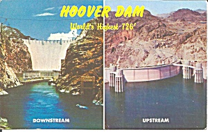 Colorado River Hoover Dam P36919
