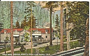 Pike s Peak CO Halfway House Cog Road p36921 (Image1)