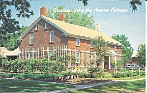 Middle Amana Private Residence Amana Colonies P36928