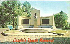 Gettysburg PA Lincoln s Speech Memorial p36933 (Image1)