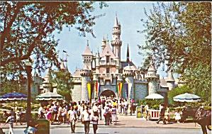 Sleeping Beauty Castle Fantasyland Disneyland p36934 (Image1)