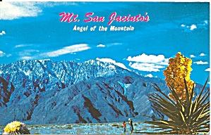 San Jacinto Mountains National Monument Angel of the Mts p36941 (Image1)