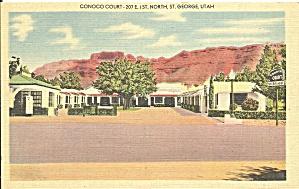 George UT Conoco Court Motel p37019 (Image1)