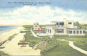 Marineland FL  Dolphin Restaurant Marine Village p37020 (Image1)