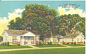 Pensacola FL Court Chandler Motel p37025 (Image1)