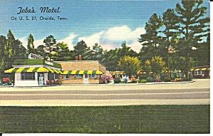 Oneida TN Jobe s Motel p37029 (Image1)