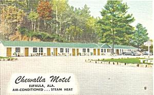 Eufaula AL Chewalla Motel p37031 (Image1)