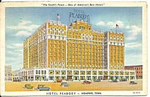 Memphis TN Hotel Peabody p37033 (Image1)