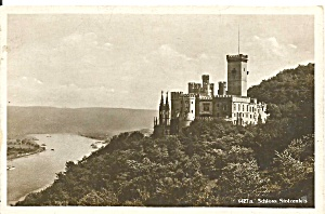 Stolzenfels Castle Rhine River Germany P37050