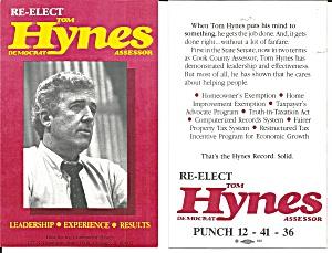 Advertisment Tom Hynes for Assessor p37115 (Image1)