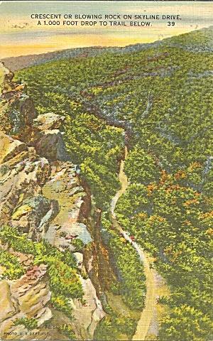 Shenandoah National Park VA Skyline Drive p37134 (Image1)