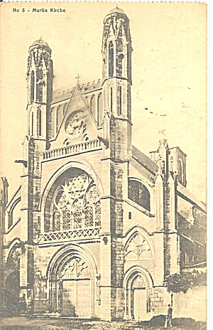 Martin Kirche Belgium Church p37146 (Image1)