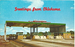 Entrance to Will Rogers Turnpike 1963 p37180 (Image1)