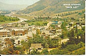 Universal City CA Revue Studios Back Lot p37181 (Image1)