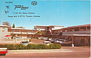 Tucson AZ Travel Lodge p37182 1963 (Image1)