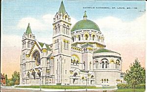St Louis MO Catholic Cathedral p37187 1944 (Image1)