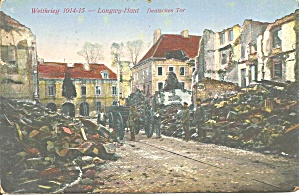 WWI Europe Destroyed Buildings p37229 (Image1)