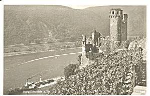 Rhein River Germany  Castle Rheinstein p37247 (Image1)