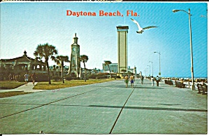 Daytona Beach Fl Boardwalk P37270