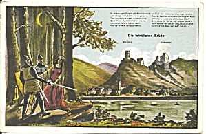 Friendly Brother Castles Leibenstein  Sternberg p37286 (Image1)