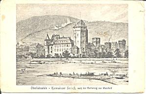 Kurmainzer Castle Oberlahnstein on Rhine p37288 (Image1)