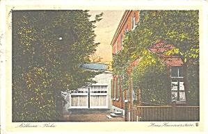 Broiche Germany Haus Hammserstein Restaurant p37300 (Image1)