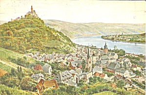 Braubach Germany with Castle Markberg p37319 (Image1)