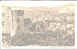 German Castle Postcard p37322 (Image1)