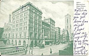 Metropolitan Opera House New York City p37329 (Image1)