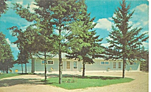 Balleys Mi Anclam Motel Cottages P37347