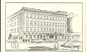 Victoria BC Canada The Dominion Hotel p37373 (Image1)