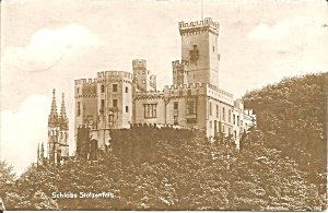 Palace Stolzenfels on Rhine Germany p37404 (Image1)