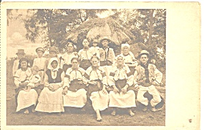 Group of People in Native Dress p37412 (Image1)