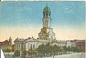 Stanislau Rathaus City Hall p37415 (Image1)
