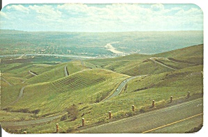 Lewiston Hill Id On Route 95 P37484