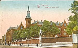 Charleroi Belgium College Of Sacre Heart p37497 (Image1)
