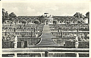 Palace Sanssouci Potsdam Germany p37503 (Image1)