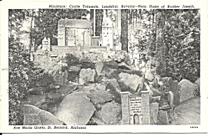 St Bernard AL Ave Maria Grotto Castle Trausnitz p37535 (Image1)