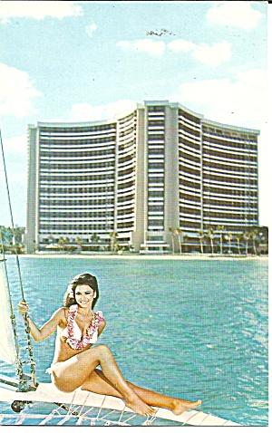 Honolulu HI Sheraton Waikiki Hotel p37553 (Image1)